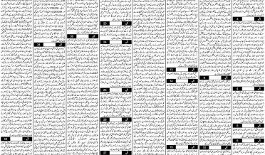 Daily Khabardar Quetta